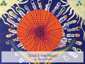 Soul Tribe Magic by Jesse Webb